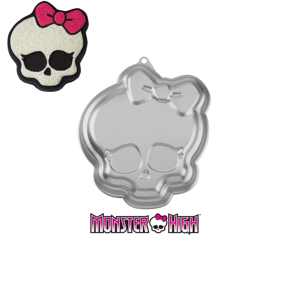 Molde para Tartas Monster High