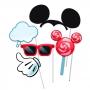 Accesorios Photocall Mickey Mouse 5 piezas