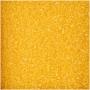 Arena de Azúcar Color Amarilla
