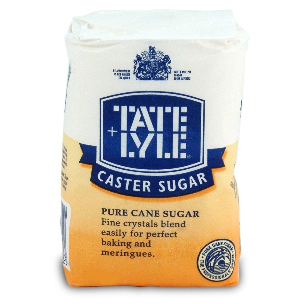 Azúcar Caster Tate & Lyle 1Kg