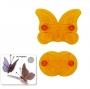 Set 2 cortadores Mariposa