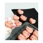 Molde Macarons Hello Kitty y Corazones