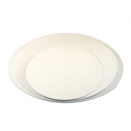 Base para tarta color blanco 20 cm (5 uds)