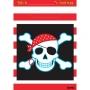 Bolsa para dulces Fiesta Pirata
