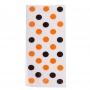 Bolsas para dulces lunares naranjas y negros - My Karamelli