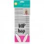 Bolsas para Dulces Pascua Hip Hop 20 Unidades