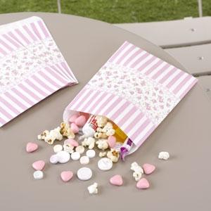 Pack 25 bolsas para chuches Frills & Spills