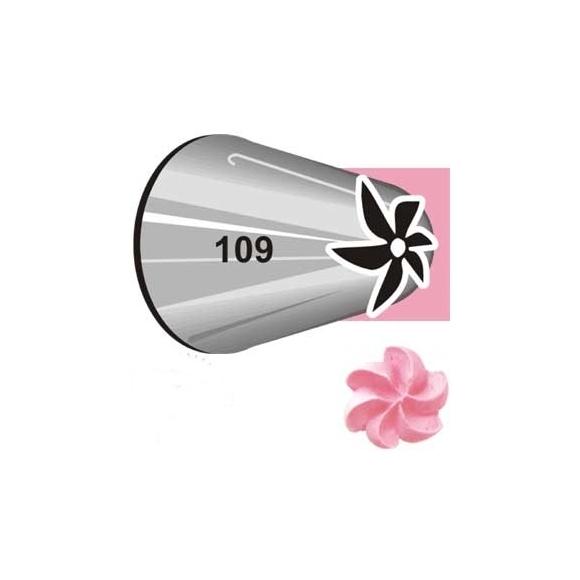 Boquilla #109 dropflower