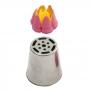 Boquilla rusa Tulipán pétalos delicados grande
