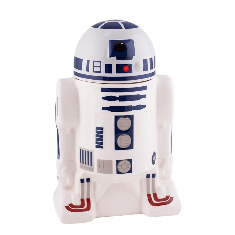 Bote de Cerámica para Galletas Star Wars R2-D2 - My Karamelli