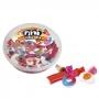 Bote de Gominolas Little Mix Brillo 500 gr