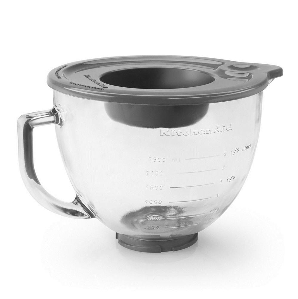 Bowl de cristal para KitchenAid