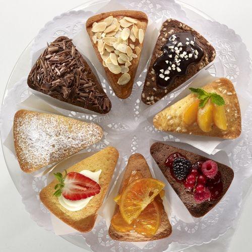 Cake Portion de Lékué