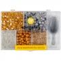 Caja de Sprinkles Metallic Mix