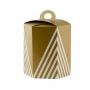 Caja para Panettone Hexagonal 17 x 21 cm de alto