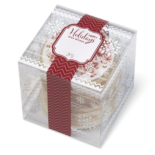 Juego de 3 Cajas para dulces Holiday