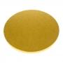 Cake Drum redondo Dorado de 40,5 cm