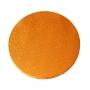 Cake drum redondo naranja 30cm