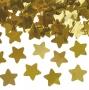 Cañón de confetti Estrellas Doradas 40cm