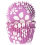 Cápsulas cupcakes Flower pink House of Marie