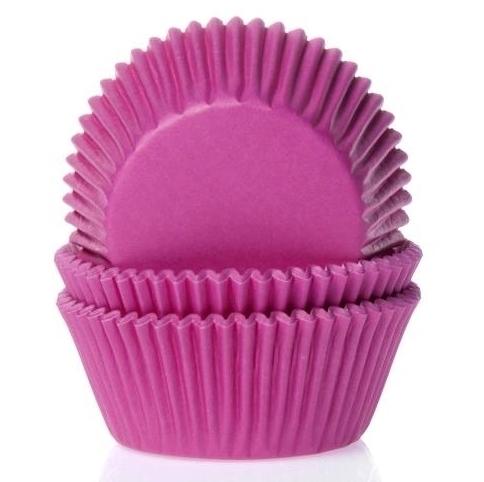 Cápsulas Cupcakes Hot Pink House of Marie