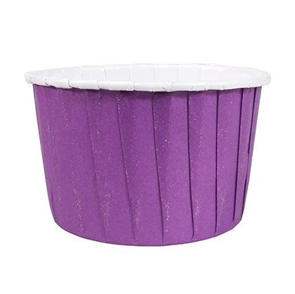 Cápsulas para cupcakes Violeta