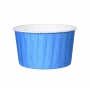 Cápsulas para cupcakes azul