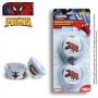Cápsulas para cupcakes Spiderman