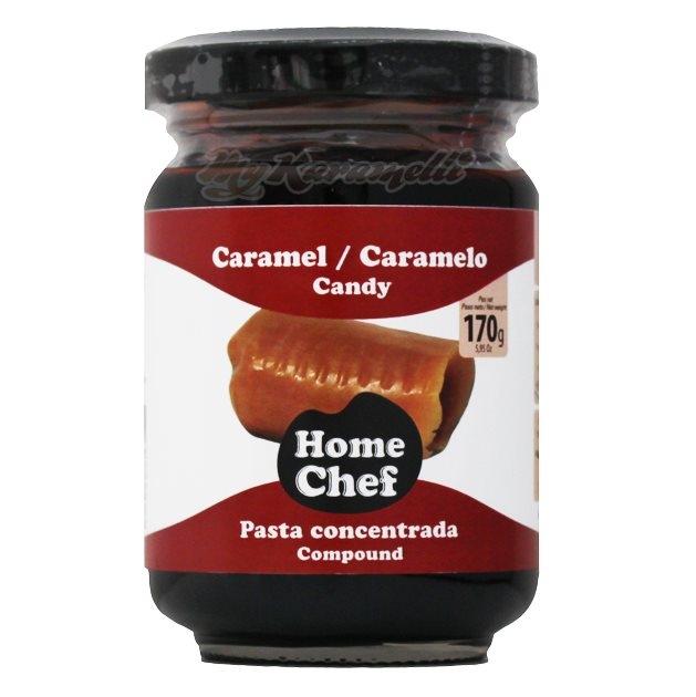 Caramelo en pasta 170gr Home chef