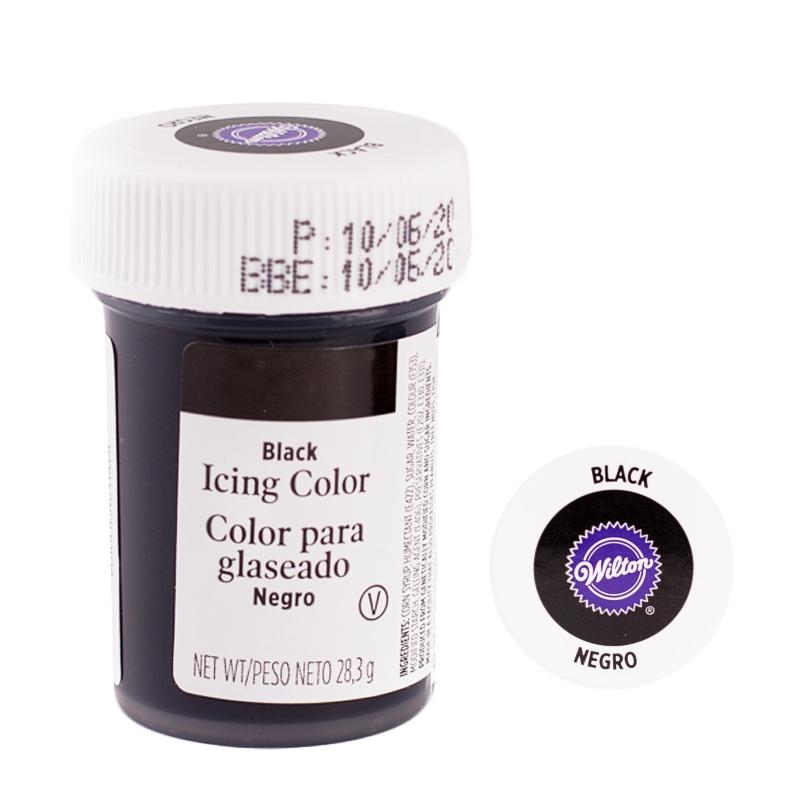 Colorante en gel Negro Wilton - My Karamelli