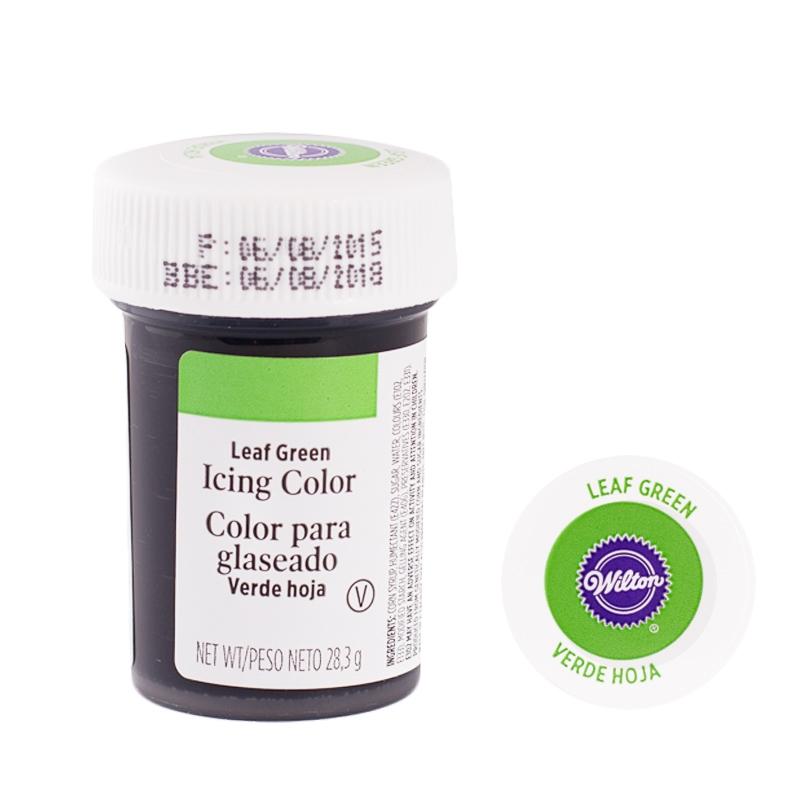 Colorante en gel verde hoja - My Karamelli