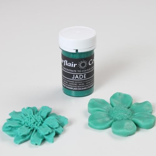Colorante Sugarflair Color aguamarina / Jade