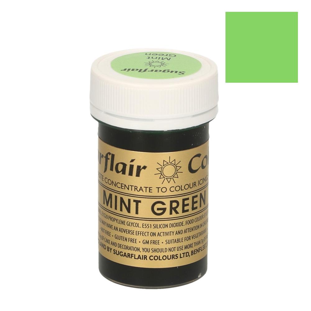 Colorante en pasta Sugarflair Verde menta