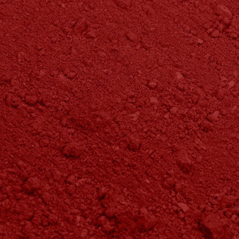 Colorante en polvo rojo Chili