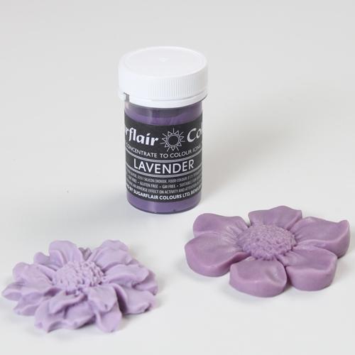 Colorante Sugarflair Pastel color Lavanda