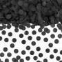 Confeti Círculo Negro 15 gr