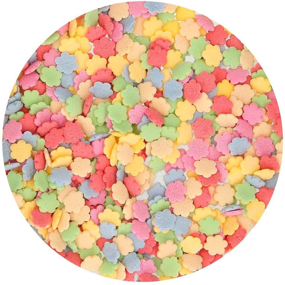 Confetti Flowers Funcakes