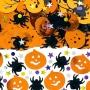 Confetti Metalizado Halloween