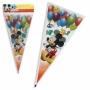 Bolsa para chuches Mickey Mouse 20x40 cm