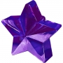 Contrapeso para Globos Estrella Violeta