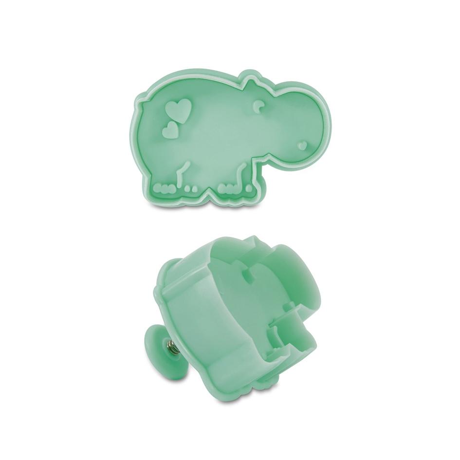 Cortador con expulsor y texturizador Hippo