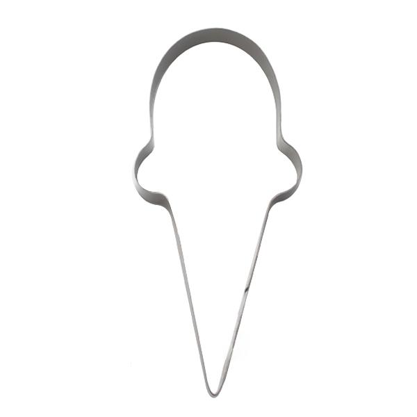 Cortador Cucurucho con Bola 13cm - My Karamelli