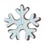 Cortador Copo de Nieve 7 cm