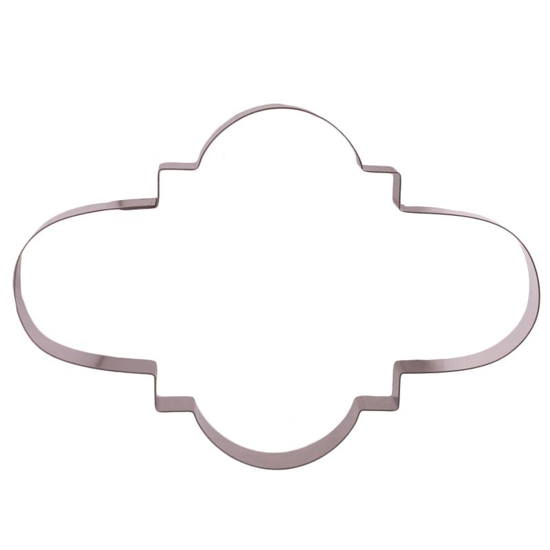 Cortador de Galleta Placa Nº 9 - My Karamelli
