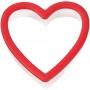 Cortador de Galletas Corazón 9 cm
