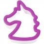 Cortador de Galletas Unicornio 9 cm