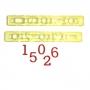 Cortador de números FMM