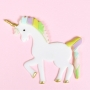 Cortador para Fondant Unicornio