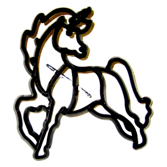 Cortador Patchwork Unicornio