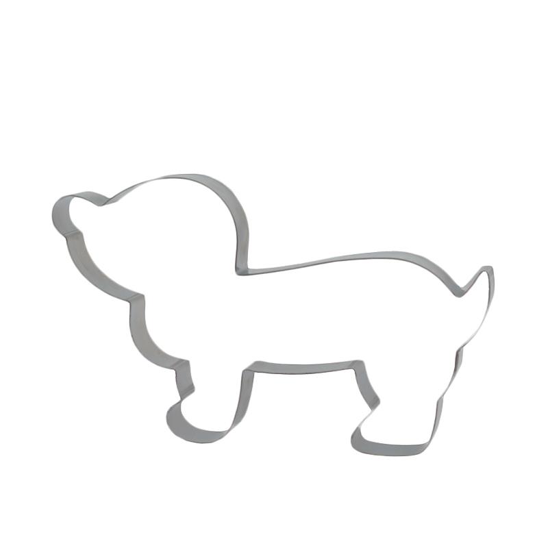 Cortador Perro Salchicha 12 cm - My Karamelli